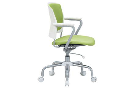 会議室で回転椅子タイプのミーティングチェアーを