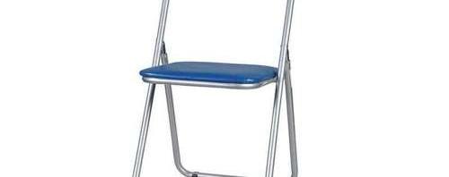 折り畳み会議用チェアー(パイプ椅子) YH-31N を追加