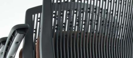 メッシュ仕様会議椅子