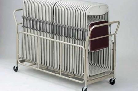 会議椅子の台車