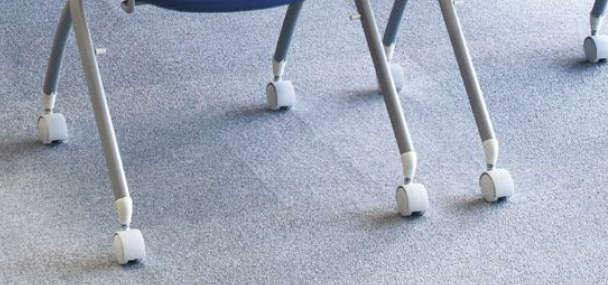 会議椅子のパイプの太さ