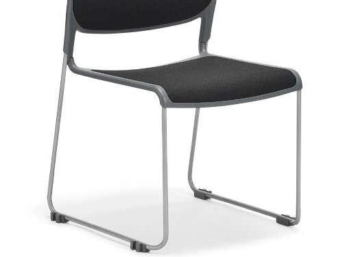 連結ループ脚の会議椅子の座り心地と特徴