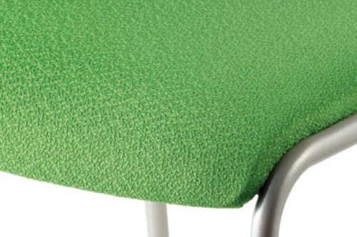 会議椅子の布張りかビニールレザー張りの選択肢